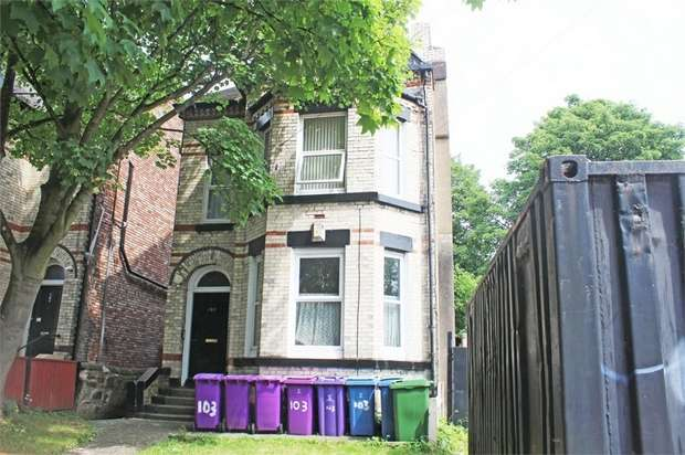 3 Bedrooms Detached House for sale in Hartington Road, Toxteth, Liverpool, Merseyside