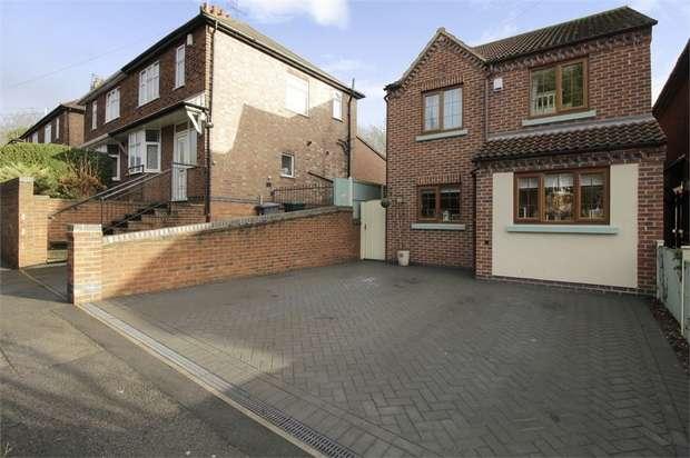 3 Bedrooms Detached House for sale in Jessops Lane, Gedling, Nottingham