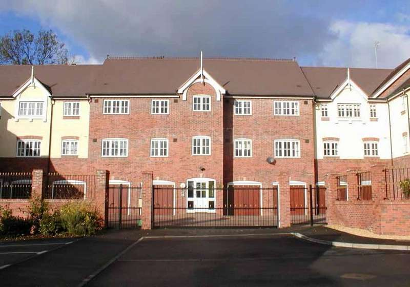 2 Bedrooms Apartment Flat for sale in Cygnet Close, Compton, Wolverhampton