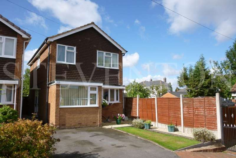 3 Bedrooms Detached House for sale in Brandon Park Merry Hill Wolverhampton