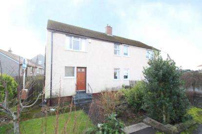 2 Bedrooms Semi Detached House for sale in Barward Road, Galston, East Ayrshire