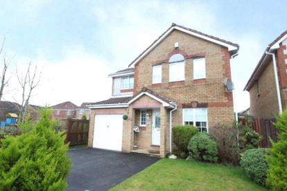 4 Bedrooms Detached House for sale in Darvel Avenue, Kilmarnock, East Ayrshire
