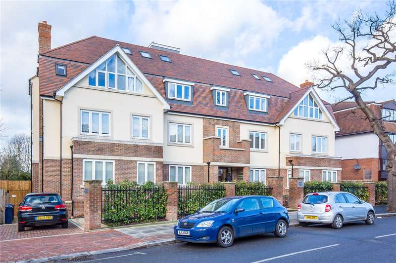 2 Bedrooms Apartment Flat for sale in Landsdowne Court, 114 Nether Street, London, N12