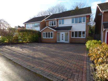4 Bedrooms Detached House for sale in Raddington Drive, Olton, Solihull, West Midlands