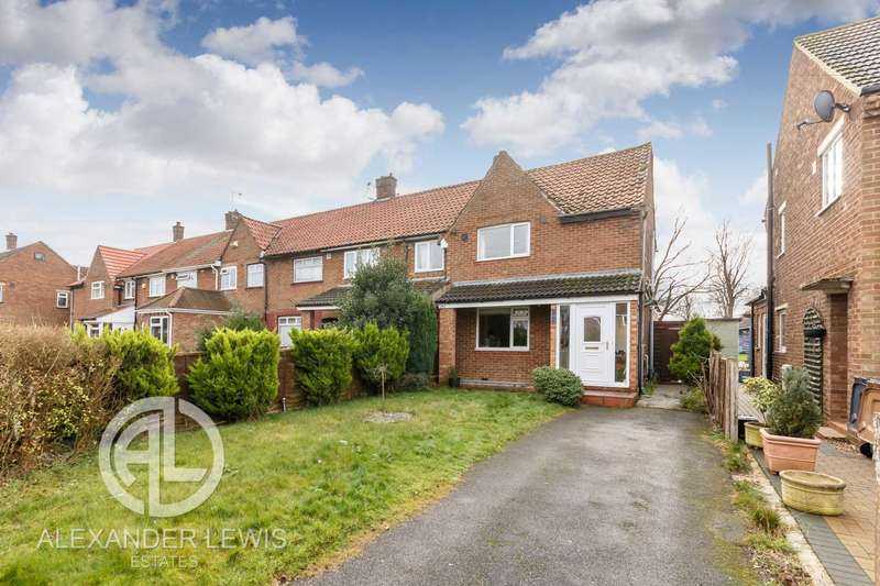 3 Bedrooms End Of Terrace House for sale in Mullway, Letchworth Garden City SG6 4BG