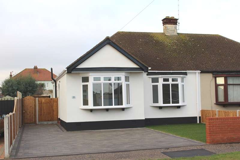 2 Bedrooms Semi Detached Bungalow for sale in Popular Wick Estate