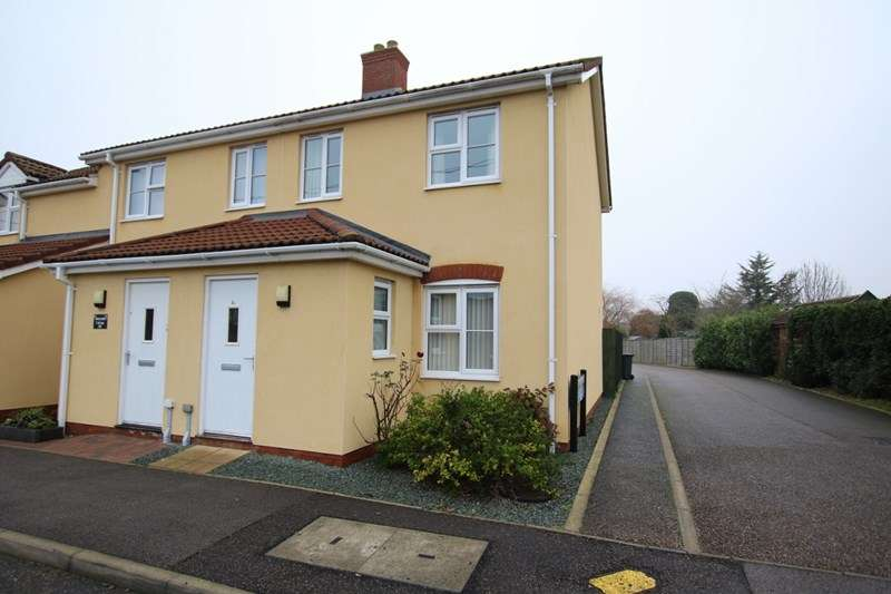 2 Bedrooms End Of Terrace House for sale in West Carr Road, Attleborough