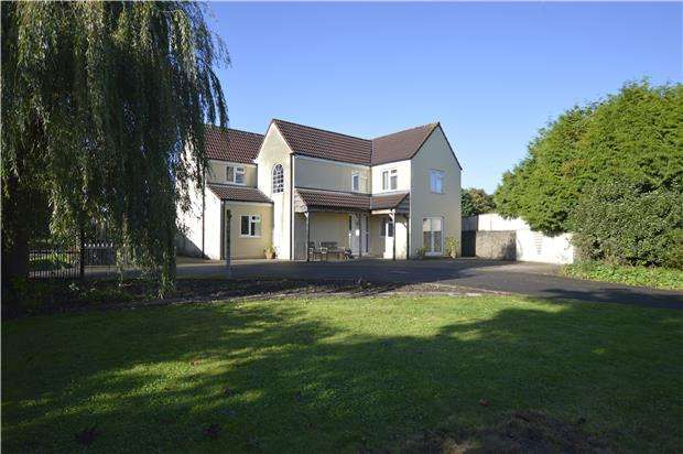 4 Bedrooms Detached House for sale in Badminton Road, Frampton Cotterell, Bristol, BS36 2NT