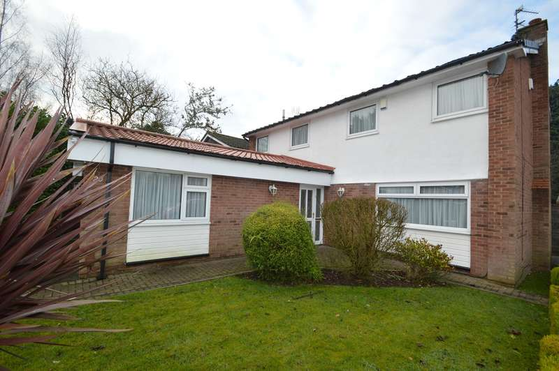 4 Bedrooms Detached House for sale in Sergeants Lane, Whitefield, Manchester, M45