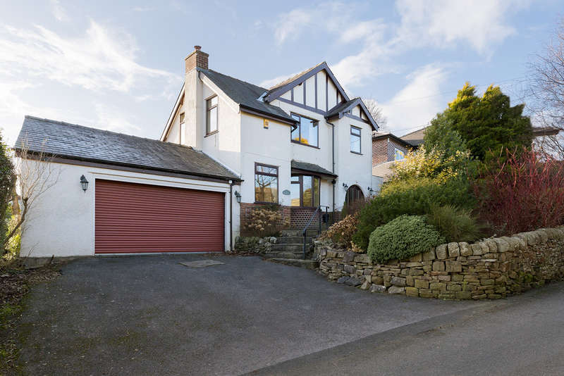 4 Bedrooms Detached House for sale in Dunloe, 11 Eccles Road