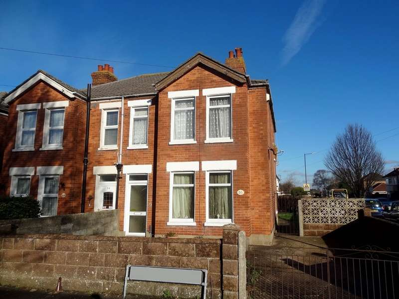 3 Bedrooms Semi Detached House for sale in Inverleigh Road, Southbourne
