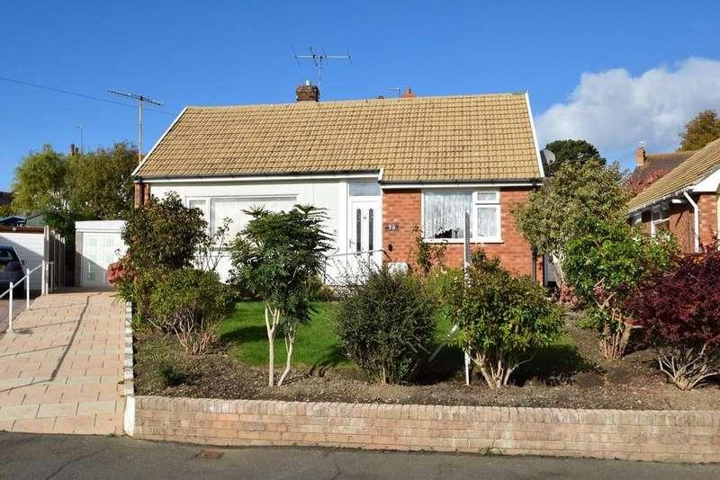 2 Bedrooms Detached Bungalow for sale in Bryn Marl, Llandudno Junction