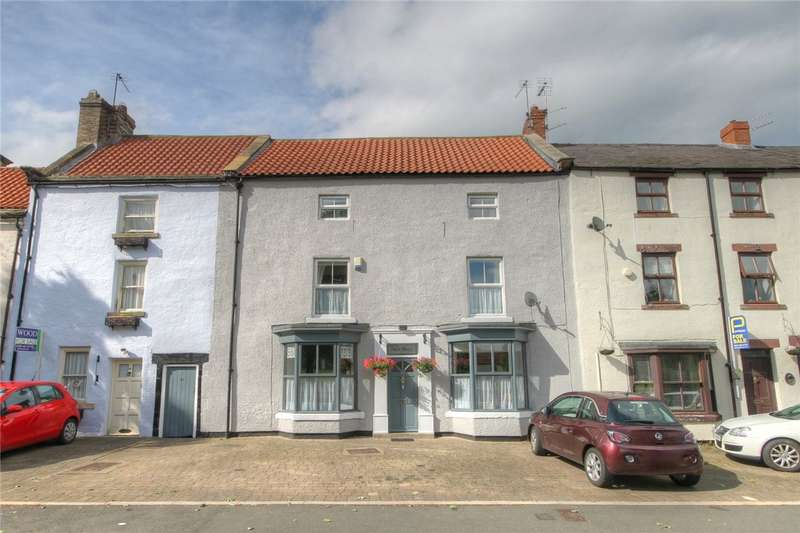 5 Bedrooms Terraced House for sale in Front Street, West Auckland, Co Durham, DL14