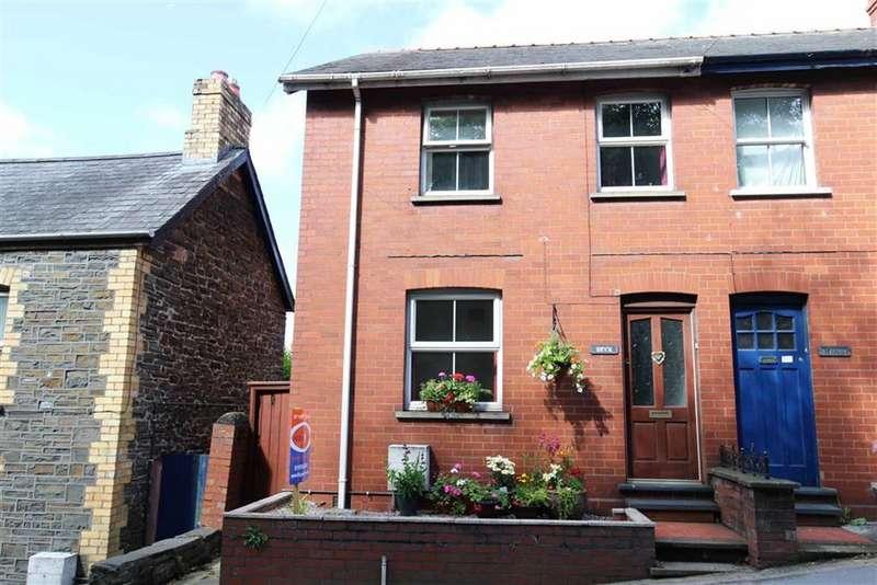 3 Bedrooms Terraced House for sale in Primrose Hill, Aberystwyth, Llanbadarn Fawr