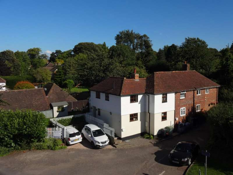 4 Bedrooms Semi Detached House for sale in Kettle Lane, East Farleigh