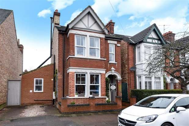 3 Bedrooms Detached House for sale in Denmark Street, Bedford