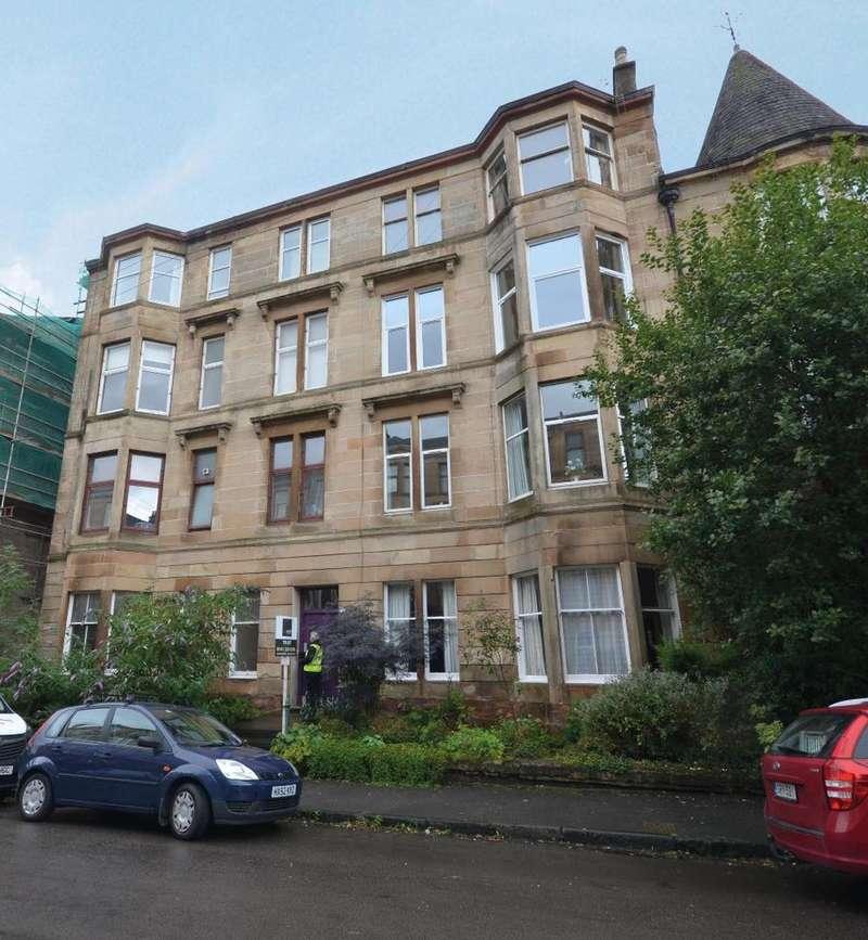 3 Bedrooms Flat for sale in Wilton Street, Flat 0/1, North Kelvinside, Glasgow, G20 6RP