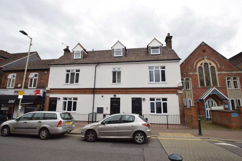 2 Bedrooms Apartment Flat for rent in Queens Road, Watford