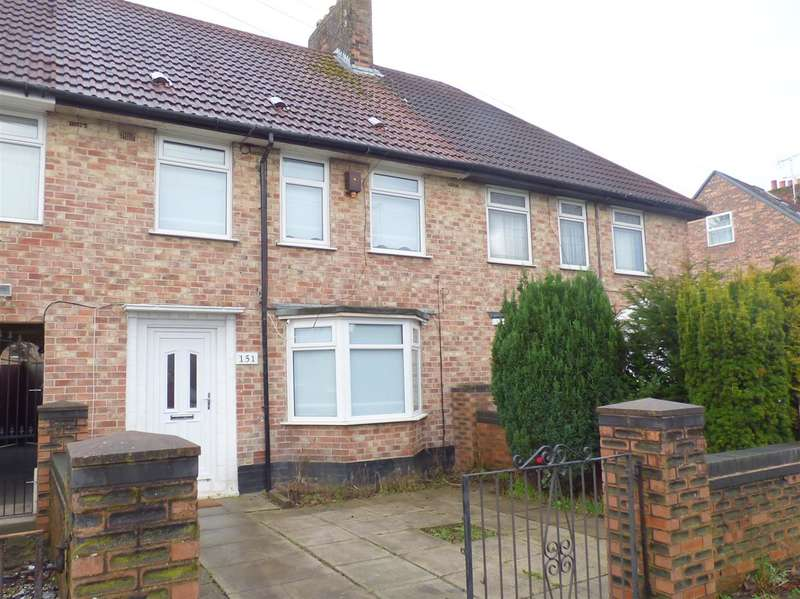 3 Bedrooms Terraced House for rent in Knowsley Lane, Huyton, Liverpool