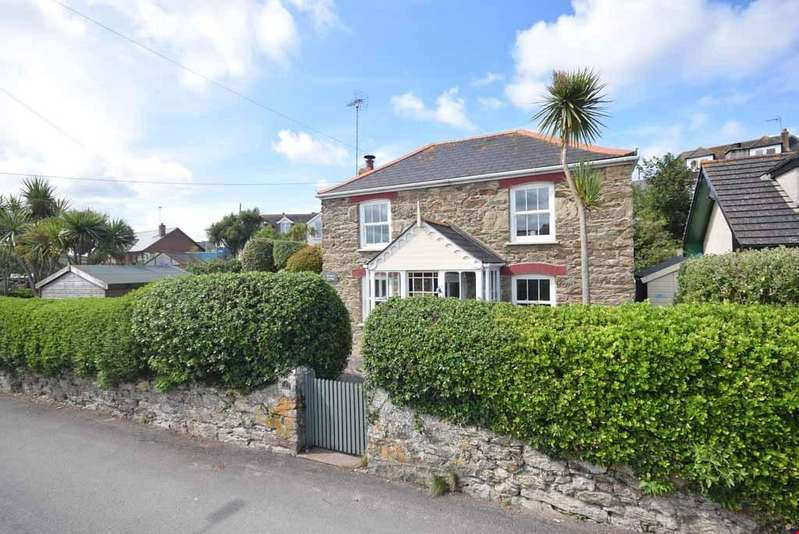 3 Bedrooms Detached House for sale in Bolenna Lane, Perranporth, Nr. Truro, Cornwall, TR6
