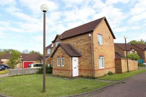 3 Bedrooms Detached House for rent in Treborough, Milton Keynes