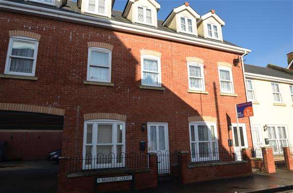 3 Bedrooms Town House for rent in Brewery Court, High St, Dawlish