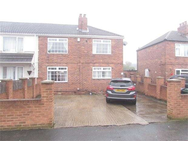 3 Bedrooms Semi Detached House for sale in Parkgate Avenue, Conisbrough, DN12 3NW