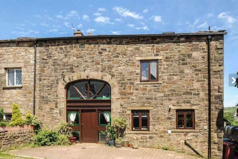 4 Bedrooms Semi Detached House for sale in Lower South Manor Barn Roman Road, Eccleshill, Darwen, BB3