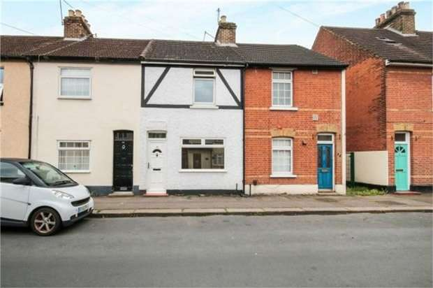 2 Bedrooms Terraced House for sale in Dewhurst Road, Cheshunt, Waltham Cross, Hertfordshire