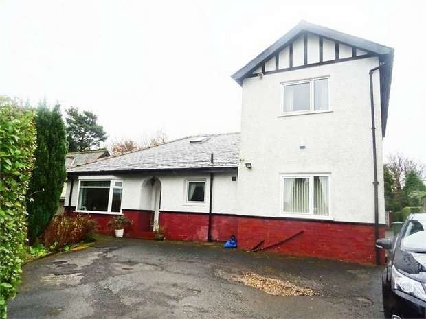 4 Bedrooms Detached House for sale in Castle Road, Colne, Lancashire