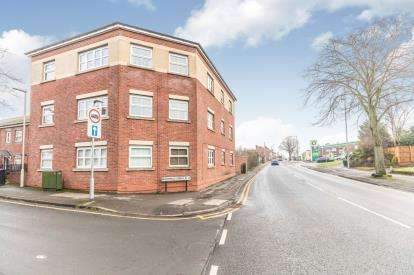 1 Bedroom Flat for sale in Grove Court, Bloomfield Street West, Halesowen, West Midlands