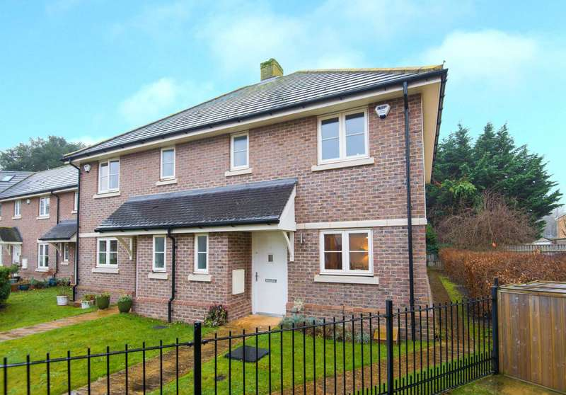 3 Bedrooms End Of Terrace House for sale in Nash Close, Berkhamsted