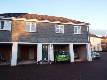 2 Bedrooms Detached House for sale in Penryn, Cornwall