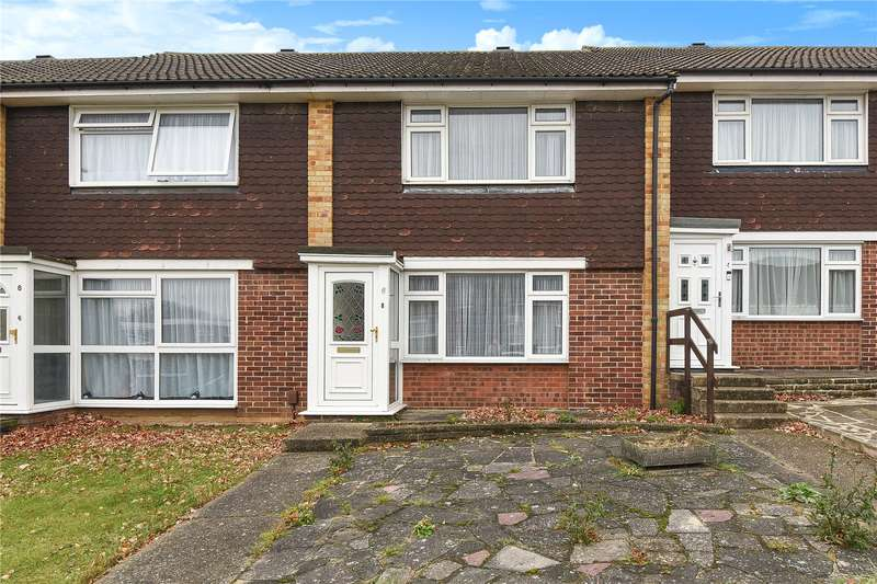 2 Bedrooms Terraced House for sale in Bembridge Gardens, Ruislip, Middlesex, HA4