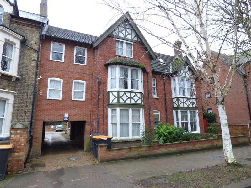 1 Bedroom Flat for sale in Warwick Ave, Bedford, MK40 2EE