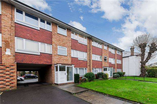 2 Bedrooms Flat for sale in Heathfield Road, CROYDON, CR0 1EY