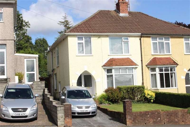 3 Bedrooms Semi Detached House for sale in Goetre Fawr Road, Killay