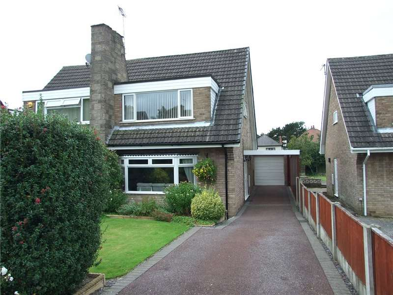 3 Bedrooms Semi Detached House for sale in Bridge End Avenue, Selston, Nottingham, Nottinghamshire, NG16
