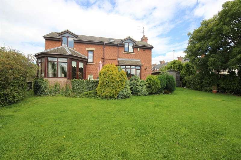 4 Bedrooms Detached House for sale in Goatbeck Terrace, Langley Moor, Durham