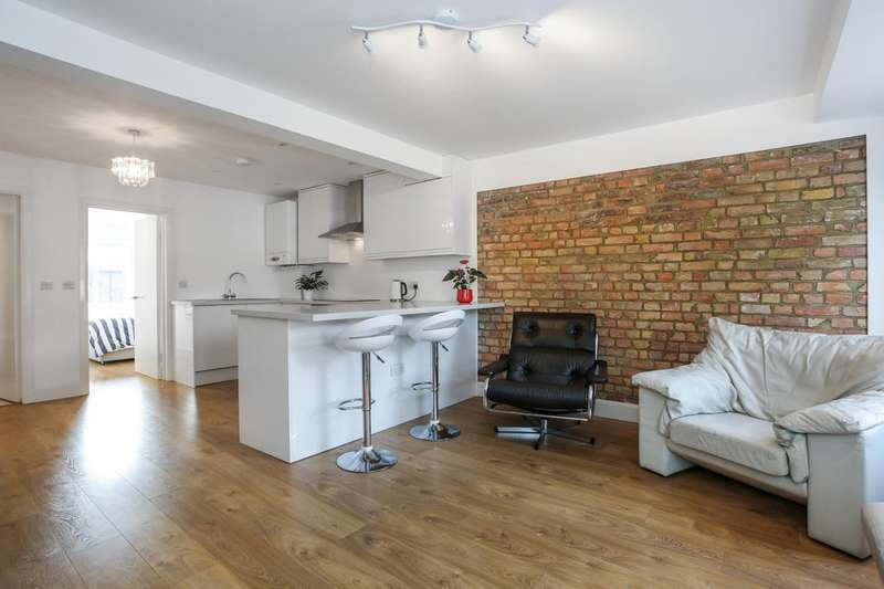2 Bedrooms Apartment Flat for sale in Brighton Road, South Croydon CR2