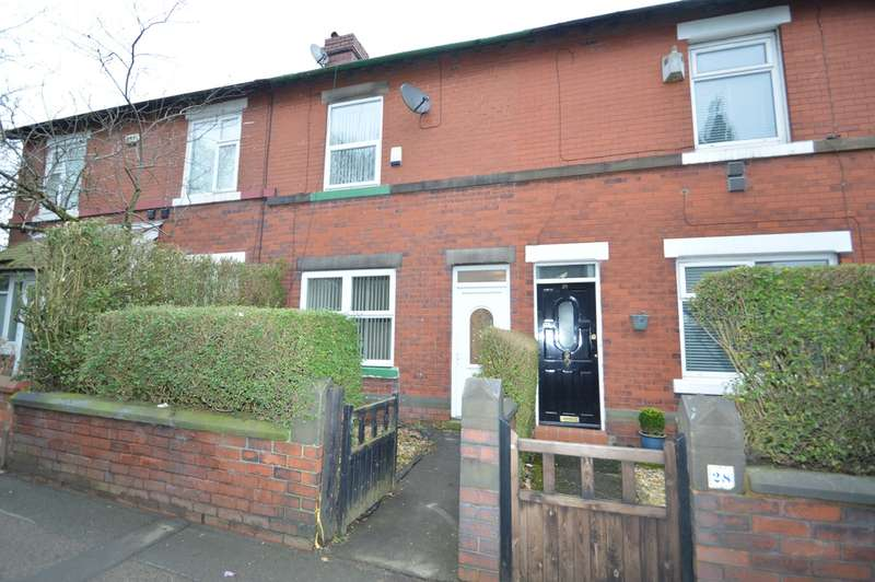 3 Bedrooms Terraced House for rent in Higher Lane, Whitefield, Manchester, M45