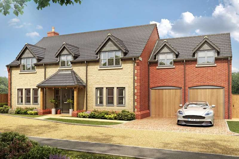 5 Bedrooms Detached House for sale in Plot 2 Bearsted Grange, Main Street, Middle Tysoe