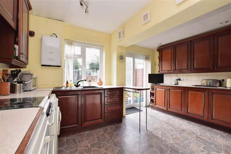 3 Bedrooms Semi Detached House for sale in Shirley Avenue, , Redhill, Surrey