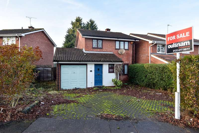 3 Bedrooms Detached House for sale in Staple Lodge Road, Northfield, Birmingham, B31