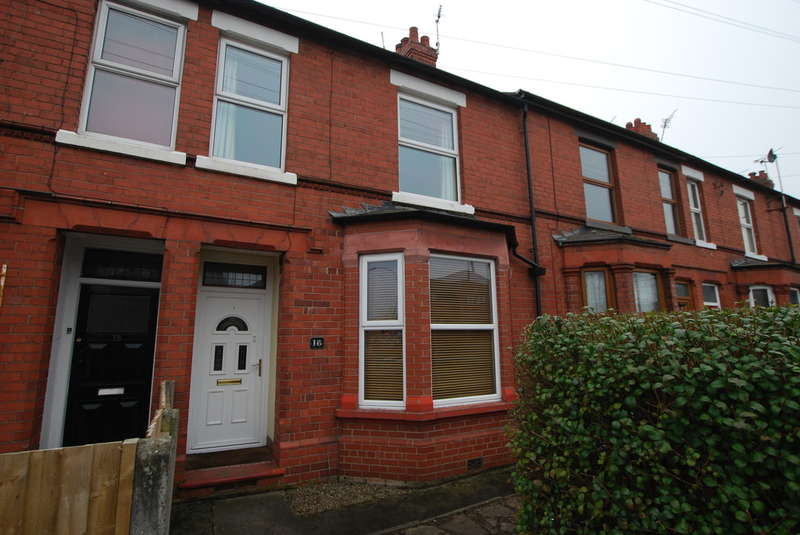 3 Bedrooms Terraced House for rent in Vicars Cross, Chester