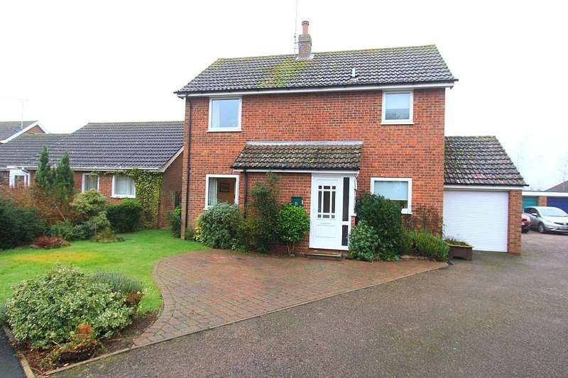 3 Bedrooms Detached House for sale in Kenwyn Close, Holt, Norfolk, NR25
