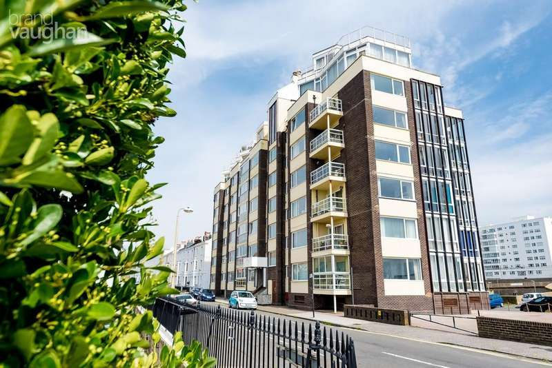 3 Bedrooms Apartment Flat for sale in Arundel Street, Brighton, BN2