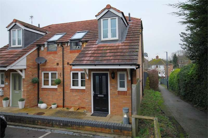 1 Bedroom Semi Detached House for sale in Grandsire Drive, Hillmorton, RUGBY, Warwickshire