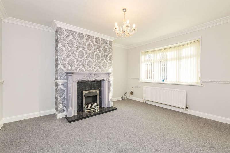 3 Bedrooms Terraced House for rent in Widdrington Avenue, South Shields, NE34