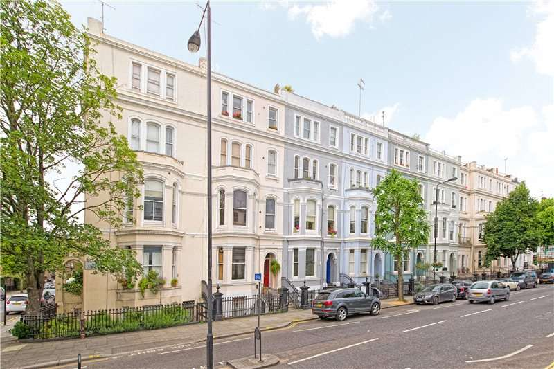 2 Bedrooms Flat for sale in Ladbroke Grove, Notting Hill, London, W11
